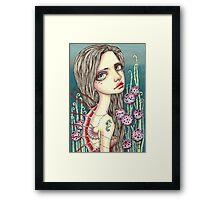 Kenzo Framed Print