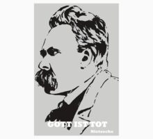 Gott ist Tot - Nietzsche by Joseph York
