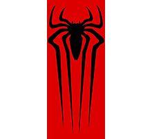 the amazing spider man logo Photographic Print