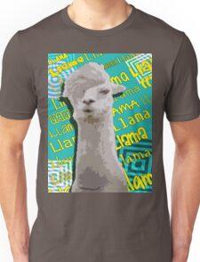 Sexy Llama Unisex T-Shirt