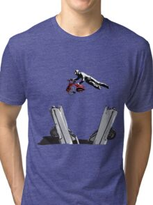 flying high T shirt Tri-blend T-Shirt