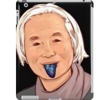 Yaistein iPad Case/Skin