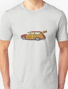 Surf n Safari Unisex T-Shirt