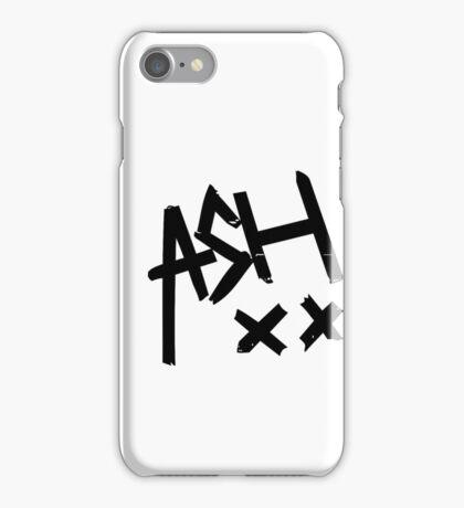 Ashton Irwin (Ash xx signature) iPhone Case/Skin