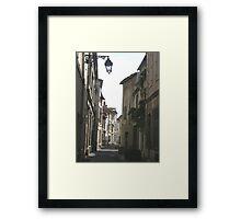Arles Provence 1 Framed Print