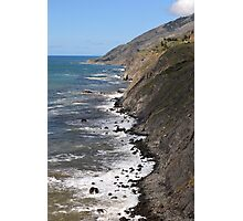 North of Ragged Point Photographic Print