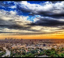 Los Angeles by Phil Becker