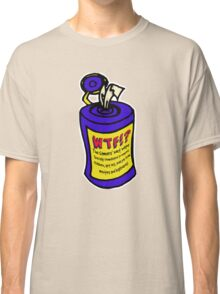 WTF!? The Gamers' Wet Wipe Classic T-Shirt
