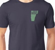 Drink Vermont Beer Unisex T-Shirt