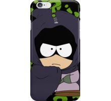 mysterion south park  iPhone Case/Skin