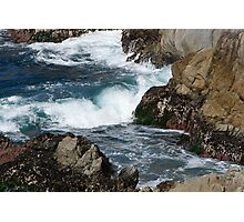 Cypress Cove from Big Dome, Point Lobos Photographic Print