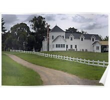 Summerhill House, Yarravalley Poster