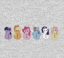 Snowponies One Piece - Long Sleeve