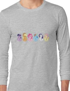Snowponies Long Sleeve T-Shirt