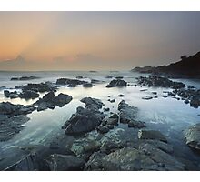 """The Hastening"" ∞ Hastings Point, NSW - Australia Photographic Print"
