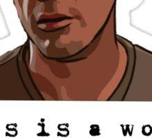 Barris Sticker