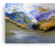 Drakensberg Canvas Print