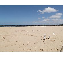 Altona Beach Photographic Print