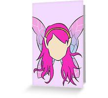 Pixie Greeting Card