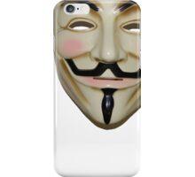 Guy Fone iPhone Case/Skin