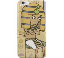 A Pharaoh to remember...oh. iPhone Case/Skin