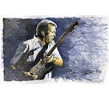Jazz Eric Clapton 1 Poster