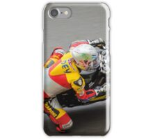 Above the superbike iPhone Case/Skin