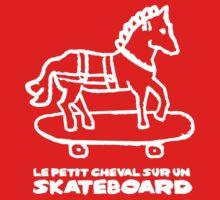 The Little Horse on a Skateboard by Sean Leahy