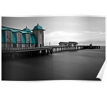 Penarth Pier 4 Poster
