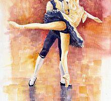 Ballet 01 by Yuriy Shevchuk