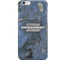 Fordson Power Major iPhone Case/Skin