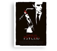American Psycho (2000) Custom Poster Canvas Print