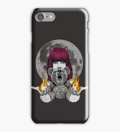 Have you seen my bear? iPhone Case/Skin
