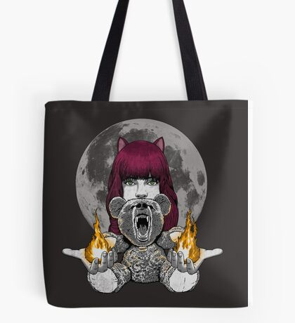 Have you seen my bear? Tote Bag