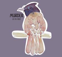 Murder on my mind Kids Tee