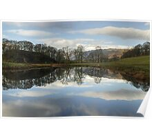 The Pool In The River Brathay Poster