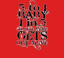 5 TO 1 - THE DOORS T-Shirt