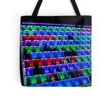 Psychedelic Abode Tote Bag