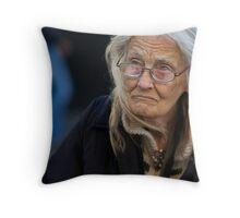 Occupy LSX ~  Huntress Throw Pillow