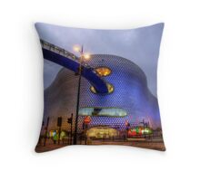 BullRing - Selfridges v5.0 Throw Pillow