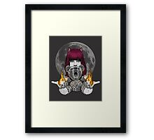 Have you seen my bear? Framed Print