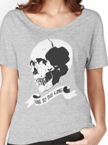 Hail to the King - Evil Dead 2 Women's Relaxed Fit T-Shirt