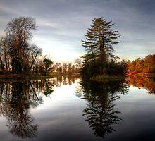 Rye Water lake by Nicola Lee