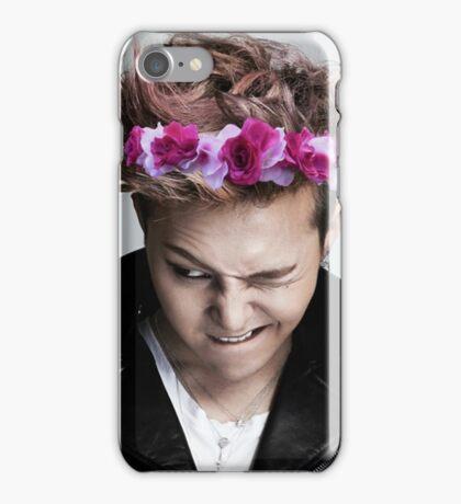 G-Dragon Flower Crown iPhone Case/Skin