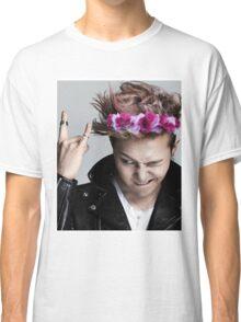 G-Dragon Flower Crown Classic T-Shirt