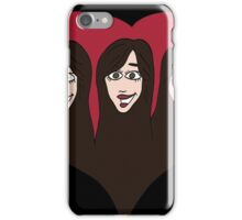 Space Jimmy Significant Mother music video - Loving scene iPhone Case/Skin