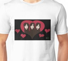 Space Jimmy Significant Mother music video - Loving scene Unisex T-Shirt