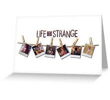 Life is strange - Max Greeting Card