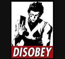 Hisoka Disobey Unisex T-Shirt