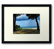 Call of the Sea (INDIA) Framed Print